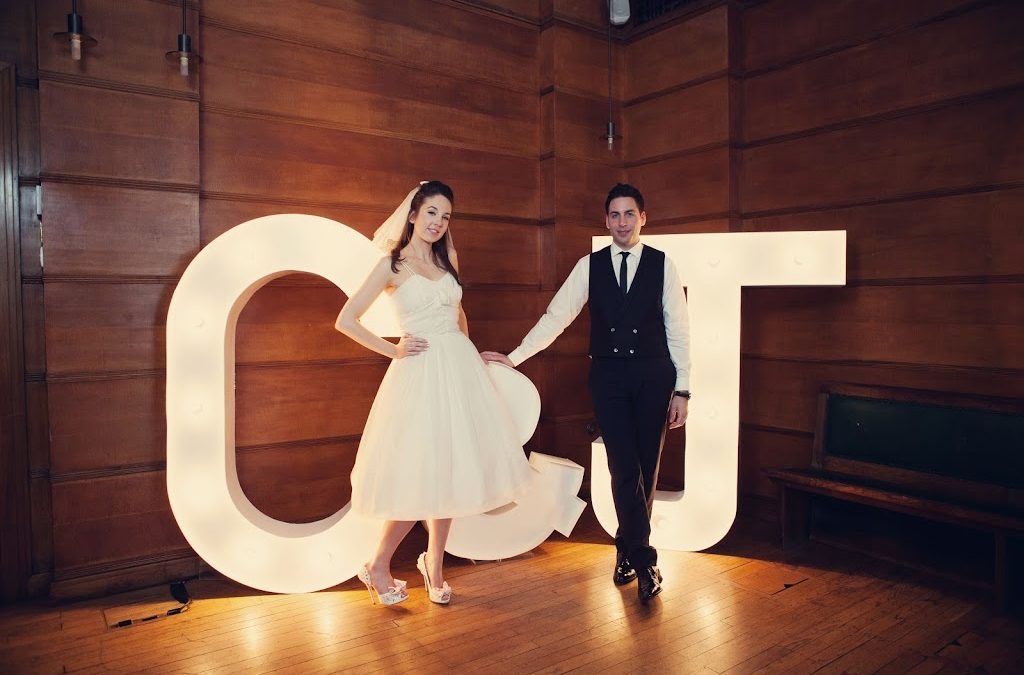 A Rock 'n' Roll wedding and more!
