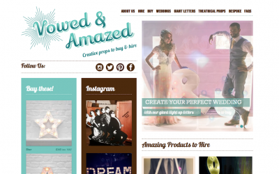 New website and shop yippee!!