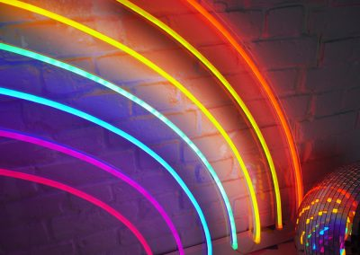 Rainbow sign vowed amazed detail WEB
